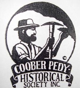 Coober Pedy Historical Society Logo